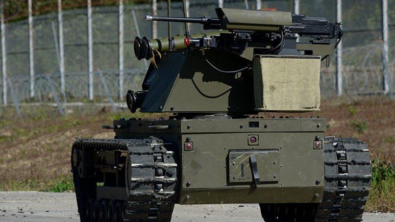 Daily Mail: Робот-танк защитит Калининградскую область от НАТО