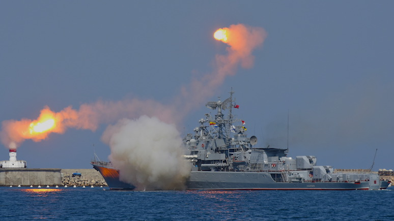 Wirtualna Polska: Имперские амбиции России грозят НАТО на Черном море