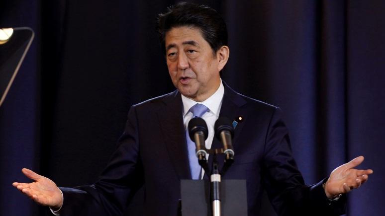Премьер Японии «сожалеет» о размещении ракетных комплексов на Курилах