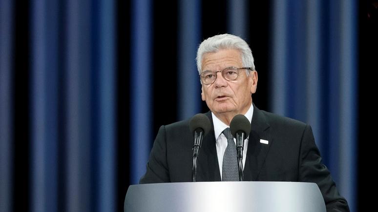 Президент Германии призвал притормозить евроинтеграцию, от которой людям «неуютно»
