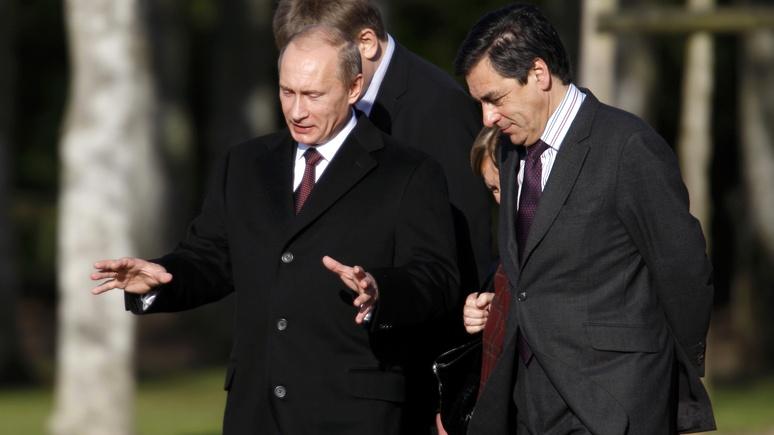 Times: «Дорогой Владимир» явно рассчитывает на Фийона