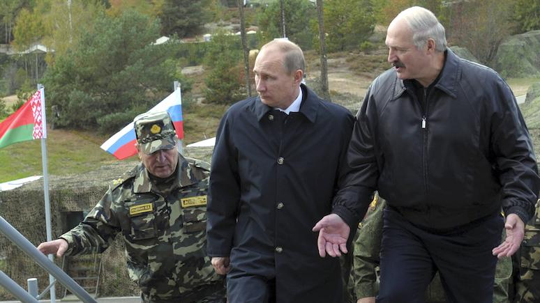 Wirtualna Polska: Москве нет нужды захватывать Белоруссию – она и так у нее в кулаке