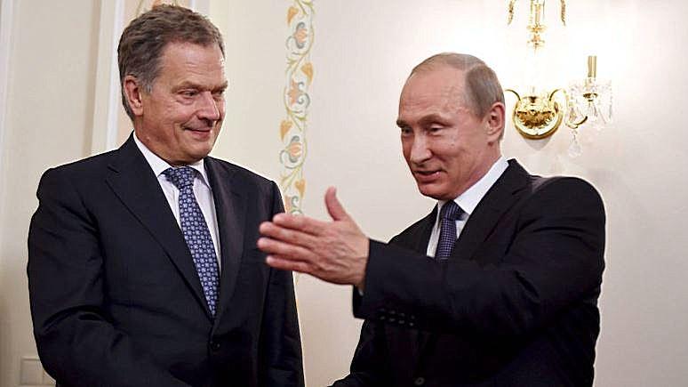 HS: В танго с Россией финские политики предпочитают «держать осанку»