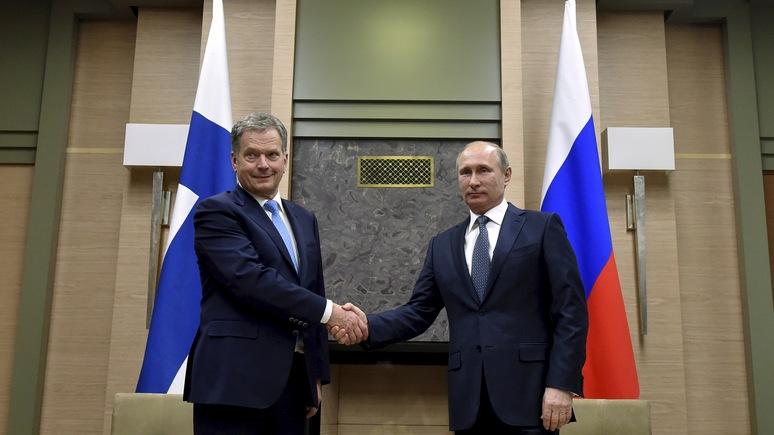 Глава Финляндии: Россия спорит о Маннергейме, но нашей независимости не грозит