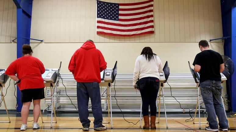 WP: Американцы сами скомпрометировали выборы, и Путин тут ни при чем