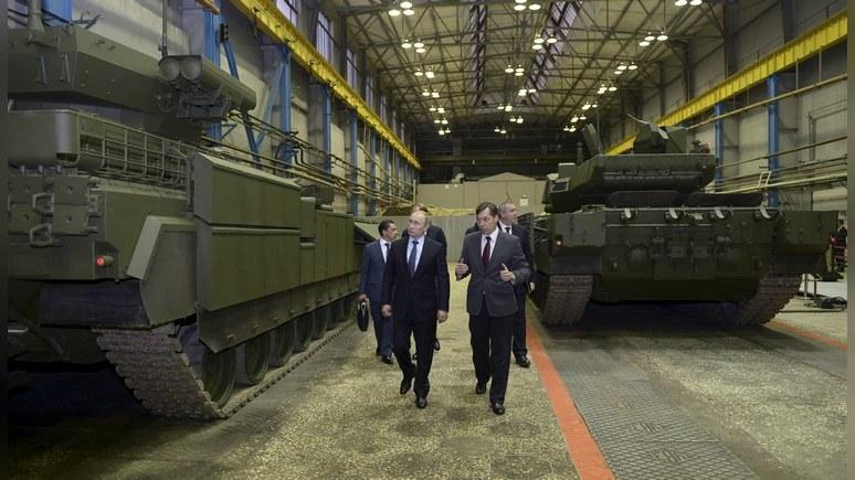 National Interest: США должны учитывать и слабость России, и ее силу