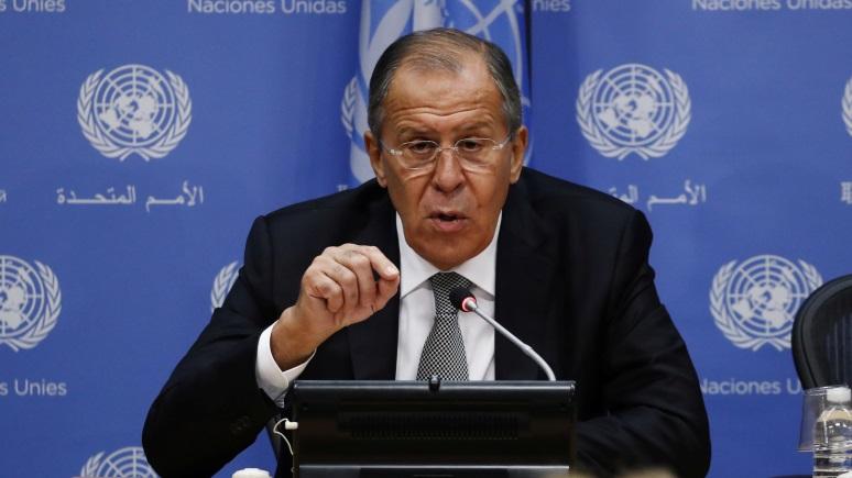Лавров: США и НАТО сознательно усиливают напряженность