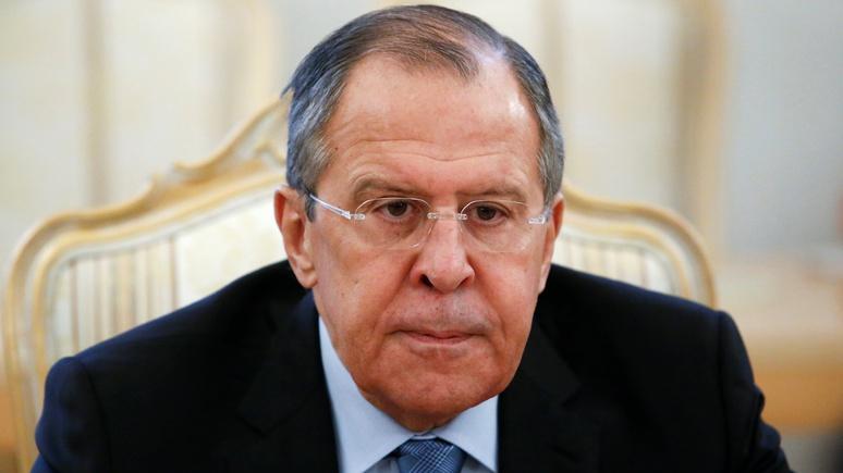 RFE: Лавров назвал условие для решения территориального спора с Японией