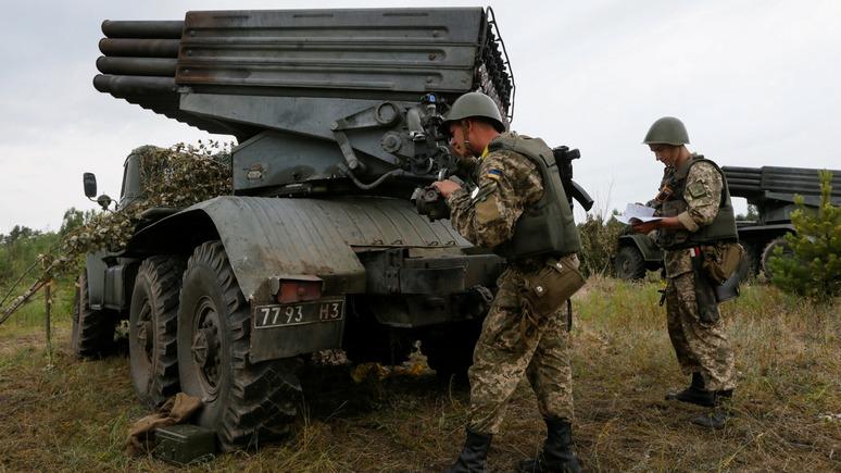 Генштаб Украины: Вторжение России возможно «отовсюду»