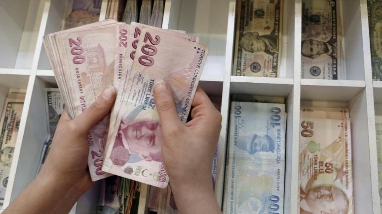 DWN: Турция откажется от доллара, укрепив лиру и рубль