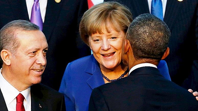 Le Point: ЕС позволяет Эрдогану повторить «крымский сценарий» в Сирии
