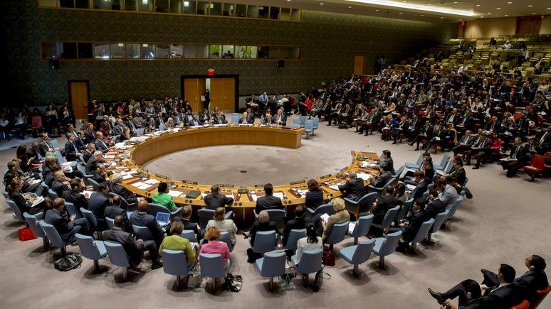 CNN: Москва заблокировала резолюцию ООН о прекращении огня в Алеппо