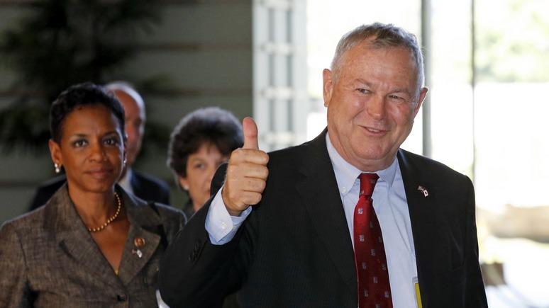WP: Сенатор-республиканец защитил Россию от «ерунды»