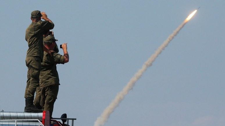 National Interest представил самое опасное оружие НАТО и России