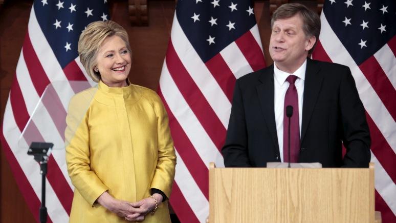 Макфол: Вашингтону пора разобраться, кто такие RT и Sputnik