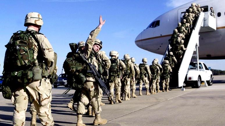Merkur: Солдаты знаменитой дивизии США едут «бряцать оружием» в Восточную Европу
