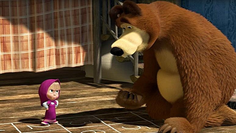 Il Foglio: «Маша и медведь» — главное достижение «мягкой силы» Путина