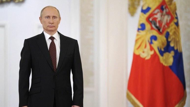 Forbes в четвертый раз подряд назвал Путина самым влиятельным