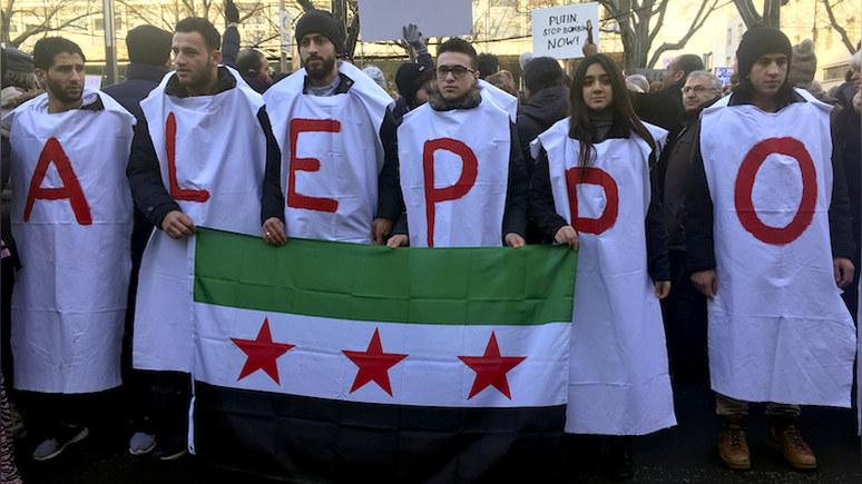 Gazeta Wyborcza: Россия «зачистила» Алеппо, чтобы поквитаться с США и заработать