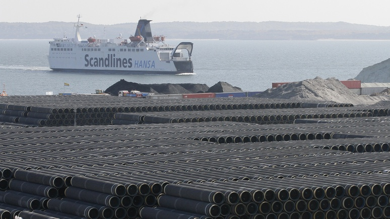 HD: Власти Готланда отказали «Северному потоку» в гавани после вызова на ковер