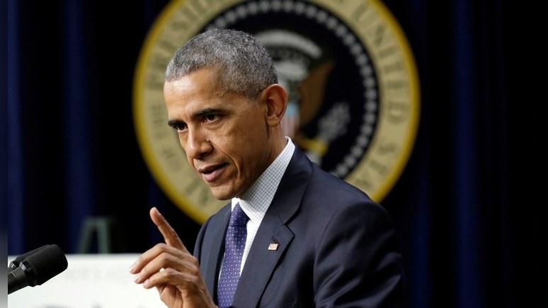 Обама: Мы обязательно ответим на вмешательство русских в наши выборы