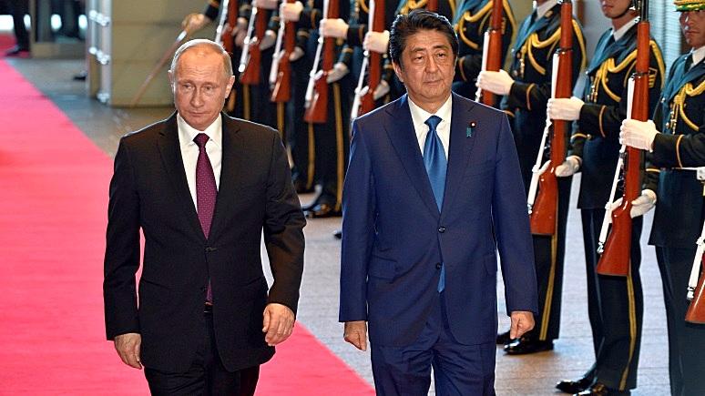 Sankei Shimbun: Курилы нужны России для безопасности, а Путину – еще и для рейтинга