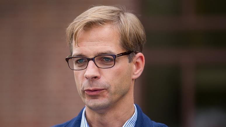 Немецкий политик: «Санкции против России скрывают беспомощность Запада»