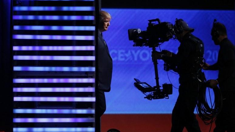 WT: Телекомпании США пытались подмочить репутацию Трампа русскими хакерами
