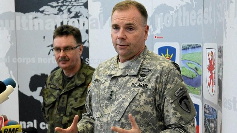 Der Spiegel: Генерал США призвал НАТО к «киберустрашению» России
