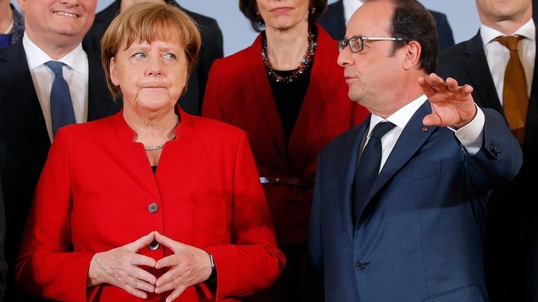 Политолог: Европе придется противостоять России без помощи американцев