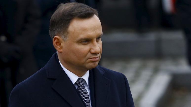 Президент Польши: Трагедия Ту-154 – невосполнимая утрата для российской культуры