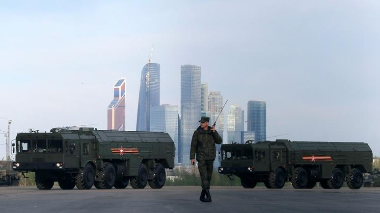 Welt: у России нет ни сил, ни причин нападать на Европу