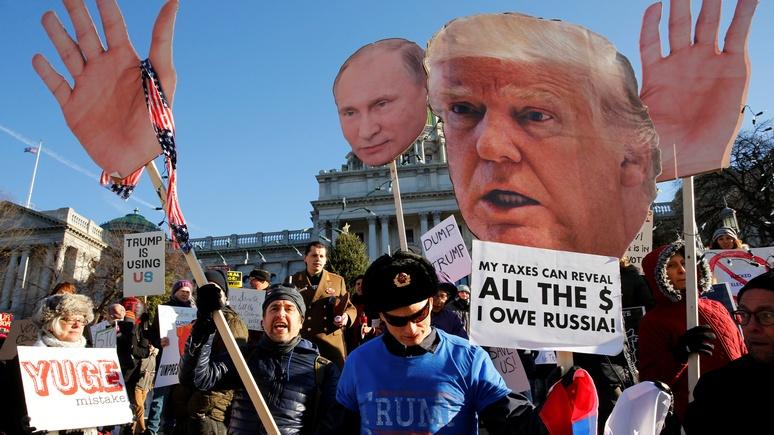 Американский писатель: пророссийский Трамп должен быть героем триллера, но он реален