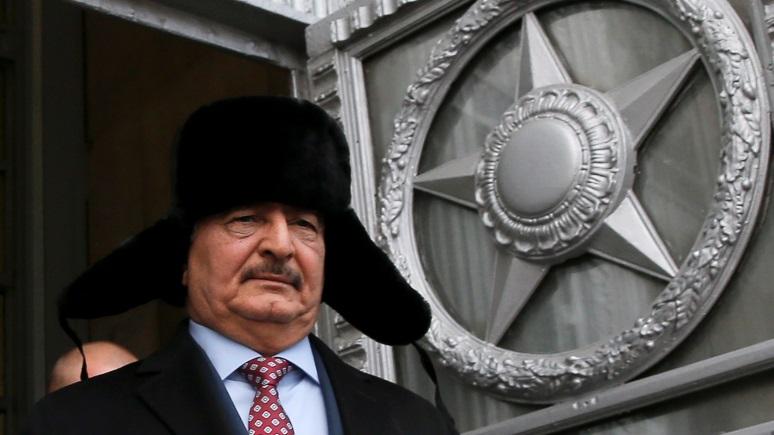 Bloomberg: Россия мешает укрепиться прозападному правительству в Ливии