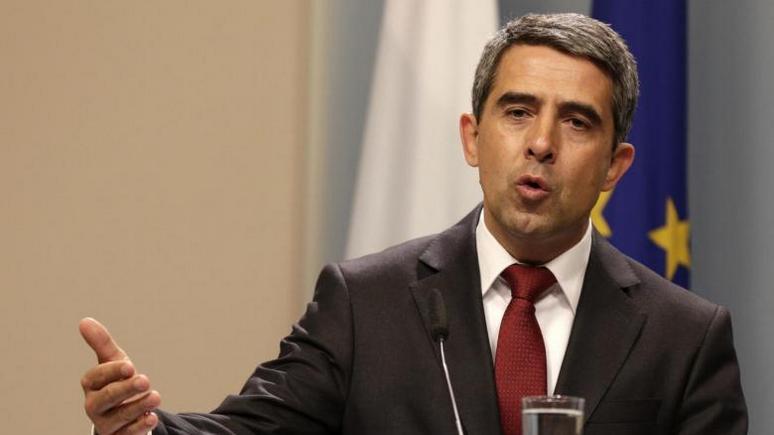 Президент Болгарии: «Россия дестабилизирует ЕС изнутри»
