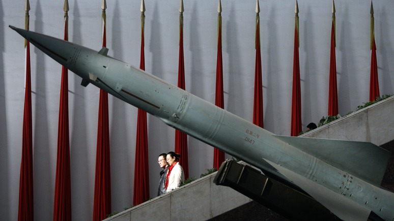 Global Times: Пекину нужно больше ядерных ракет — чтобы вразумить Вашингтон