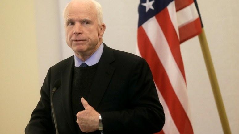 NBC: Маккейн рассказал эстонцам, как НАТО защитит их от «дурного поведения» России