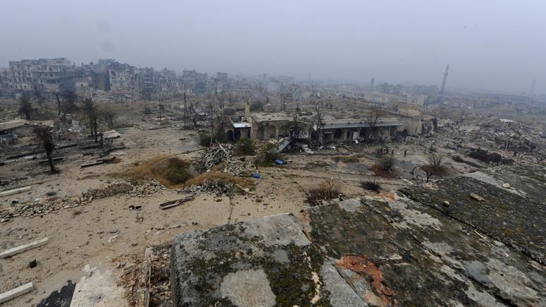 N-TV: Россия обвинила США в вооружении террористов в Сирии