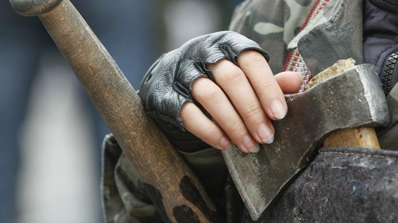 Der Freitag: Запад умолчал о буйстве «майдана», лишь бы сменить режим в Киеве