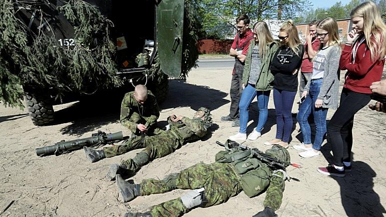 Больше половины эстонцев не верят, что НАТО поспешит на помощь