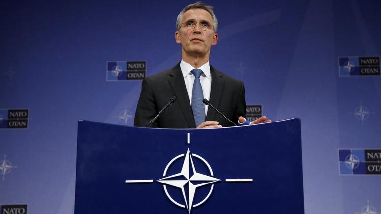Столтенберг: «Устрашение и оборона не мешают диалогу НАТО с Россией»