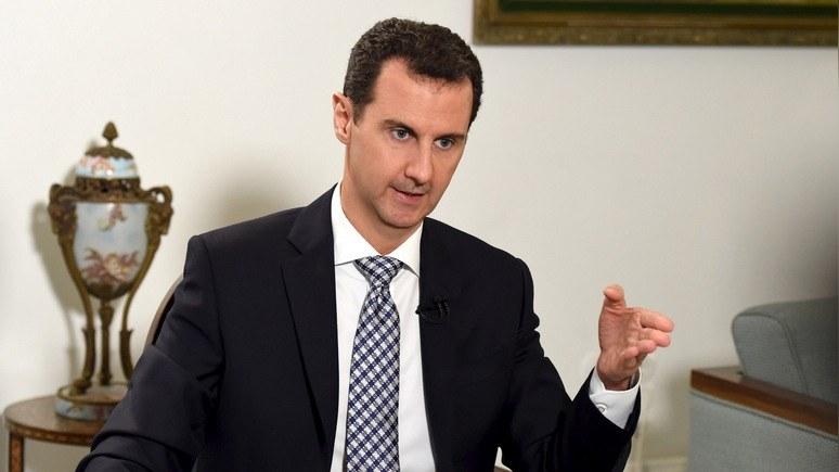 Die Presse рассказала о планах Москвы по отстранению Асада от власти