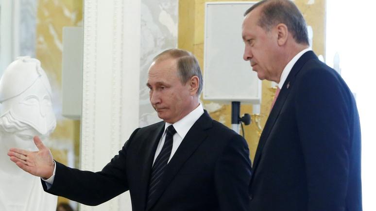 New York Times: Москва и Анкара оставят США не у дел в Сирии
