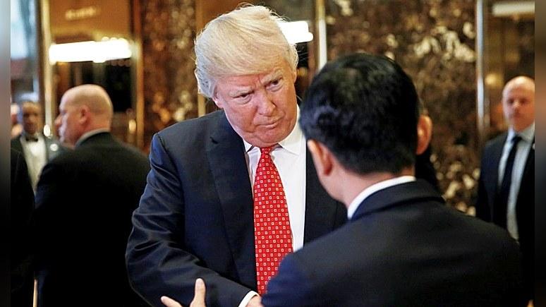 WP: европейцы убеждают Трампа, что это они стремятся к величию США