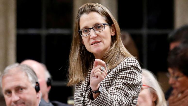 Guardian: МИД Канады возглавила критик Кремля с украинскими корнями