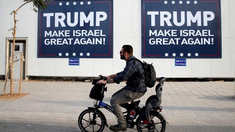 Independent: Израиль опасается утечки информации от Трампа в Россию