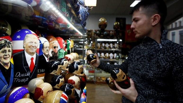 Опрос Reuters: 82% американцев считают Россию угрозой
