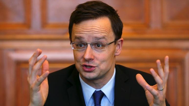 Глава МИД Венгрии: санкции против России циничны и неэффективны