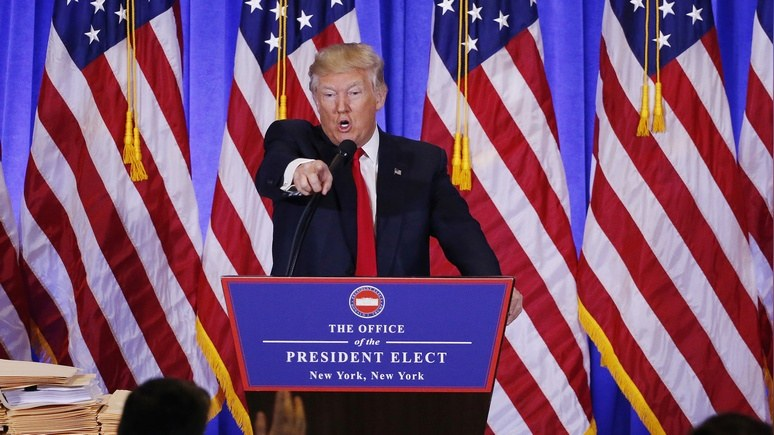 DB: Human Rights Watch признала Трампа угрозой для прав человека