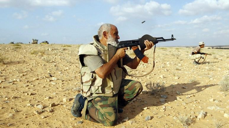 Times: Россия вооружит ливийского генерала на борьбу с прозападными властями